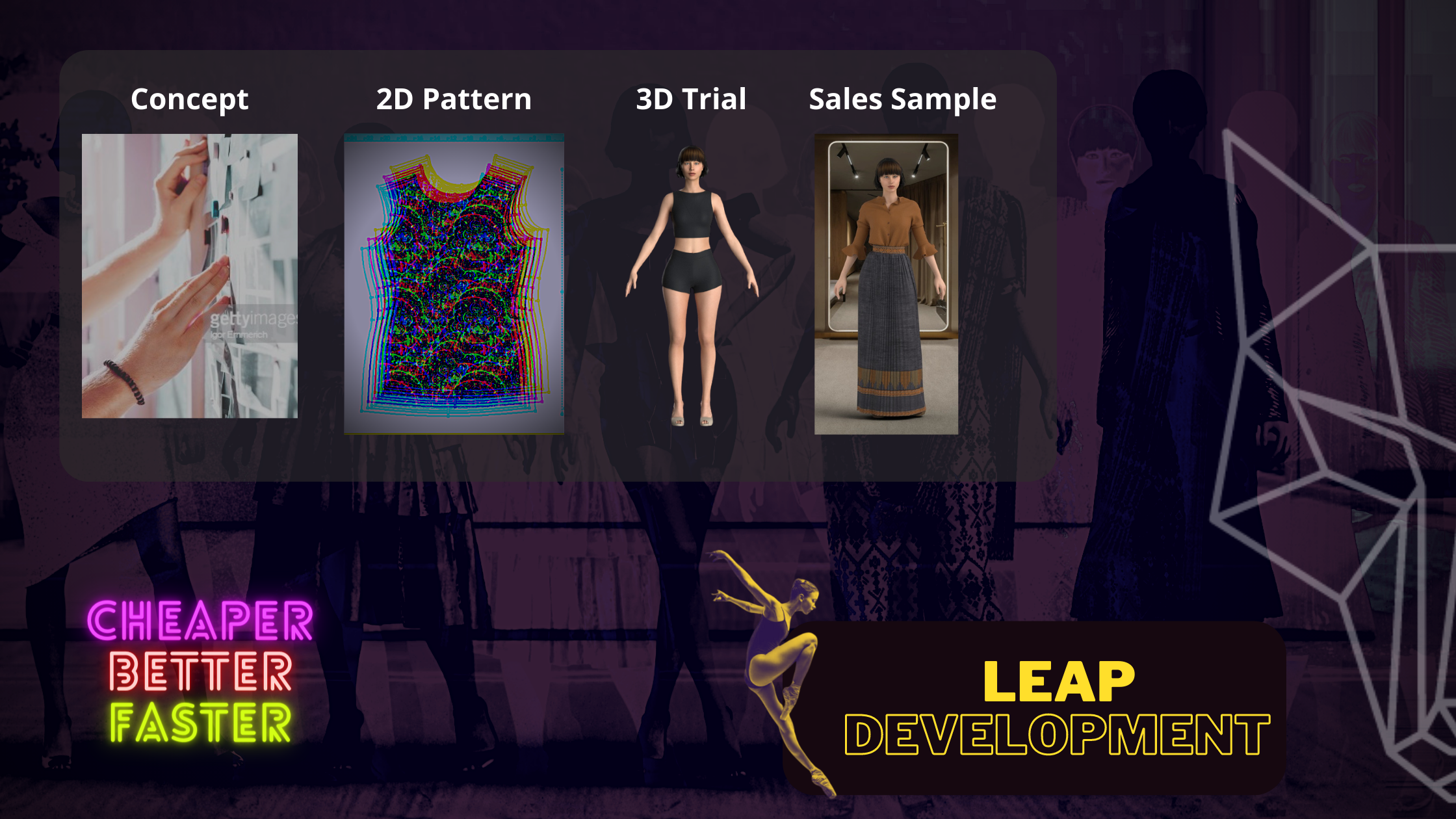 leap fashion